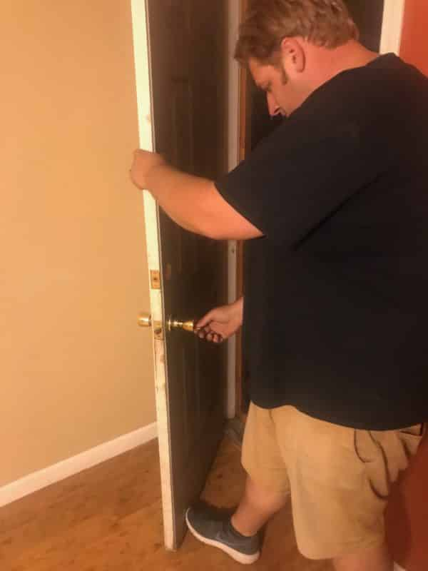 Schlage Electric Deadbolt, Residential Locksmith Salinas