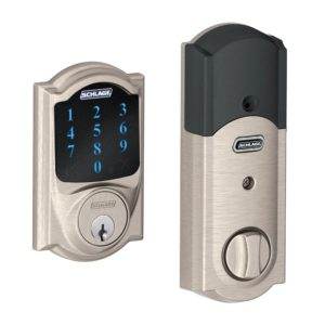 Schlage Connect Smart Lock With Alarm