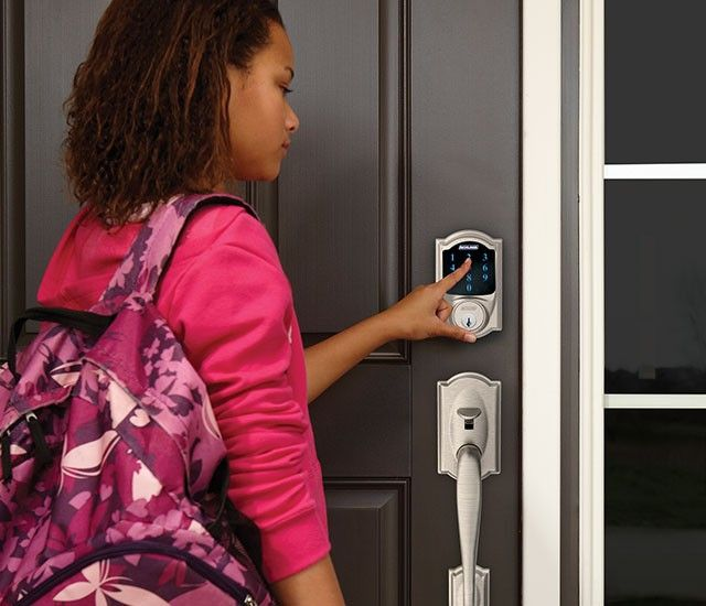 Schlage Connect Smart Lock Keypad